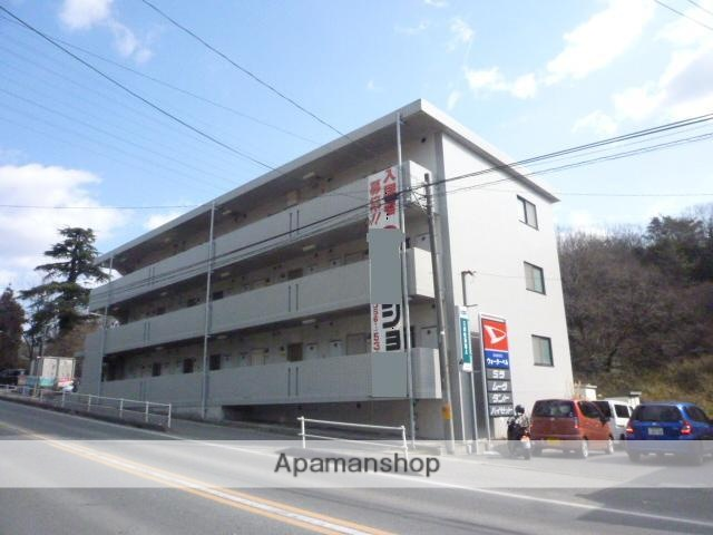 愛知県瀬戸市、尾張瀬戸駅徒歩24分の築24年 3階建の賃貸マンション