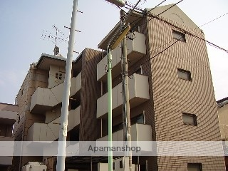 愛知県名古屋市守山区、大森・金城学院前駅徒歩22分の築26年 4階建の賃貸マンション