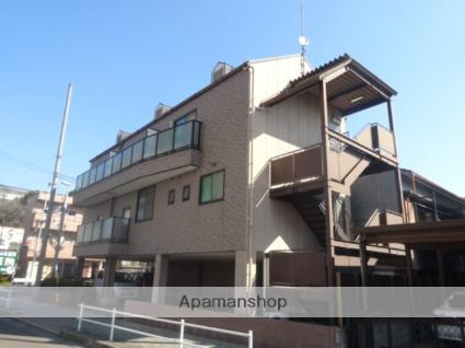愛知県名古屋市守山区、砂田橋駅徒歩6分の築18年 3階建の賃貸マンション