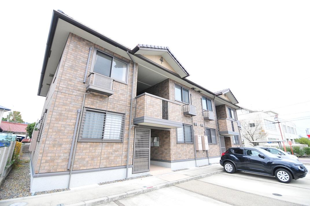 愛知県名古屋市守山区、新守山駅徒歩30分の築9年 2階建の賃貸アパート