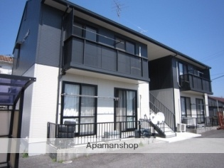 愛知県尾張旭市、三郷駅徒歩19分の築20年 2階建の賃貸アパート