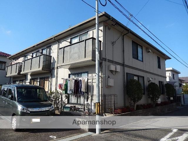 愛知県名古屋市守山区、小幡駅徒歩11分の築21年 2階建の賃貸アパート