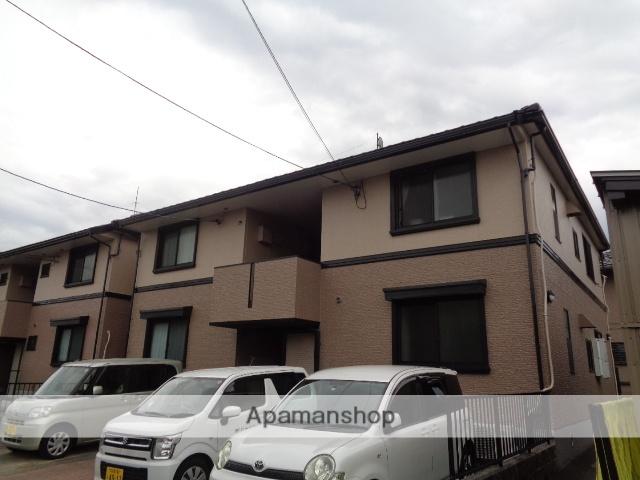 愛知県名古屋市守山区、新守山駅徒歩15分の築20年 2階建の賃貸アパート