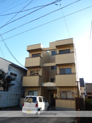 愛知県名古屋市守山区、守山自衛隊前駅徒歩3分の築32年 4階建の賃貸マンション