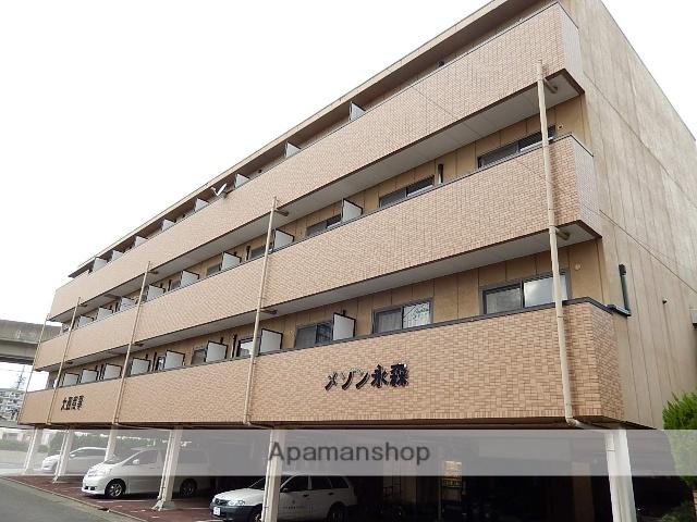 愛知県名古屋市守山区、新守山駅徒歩14分の築15年 4階建の賃貸アパート