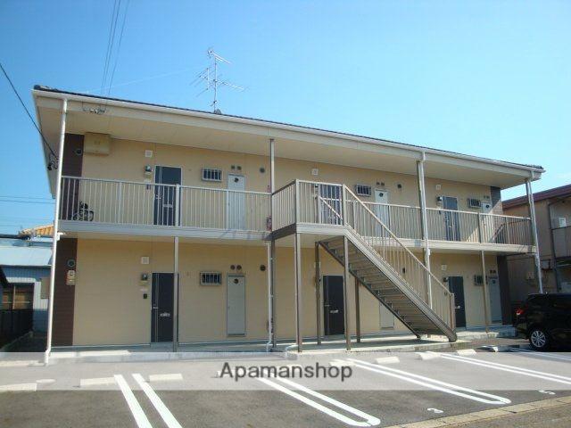 愛知県瀬戸市、三郷駅徒歩13分の築7年 2階建の賃貸アパート