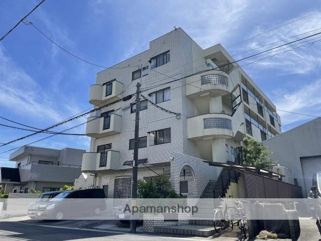 愛知県名古屋市守山区、大森・金城学院前駅徒歩8分の築27年 4階建の賃貸マンション