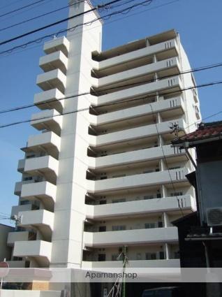 愛知県瀬戸市、瀬戸市役所前駅徒歩14分の築28年 11階建の賃貸マンション