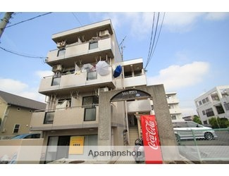 愛知県名古屋市守山区、大森・金城学院前駅徒歩14分の築26年 4階建の賃貸マンション