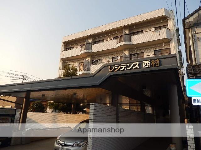 愛知県名古屋市守山区、新守山駅徒歩5分の築23年 4階建の賃貸マンション