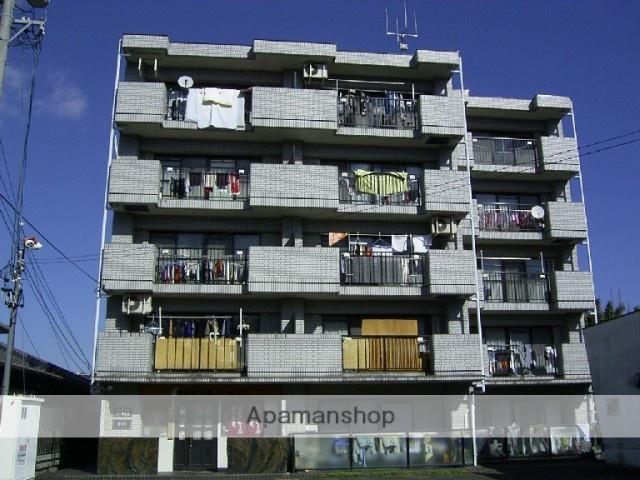 愛知県瀬戸市、中水野駅徒歩15分の築27年 5階建の賃貸マンション