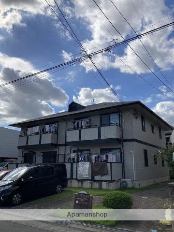 愛知県名古屋市守山区、小幡駅徒歩15分の築18年 2階建の賃貸アパート