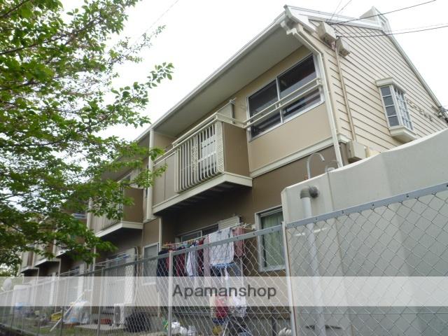 愛知県名古屋市守山区、藤が丘駅徒歩25分の築31年 2階建の賃貸アパート