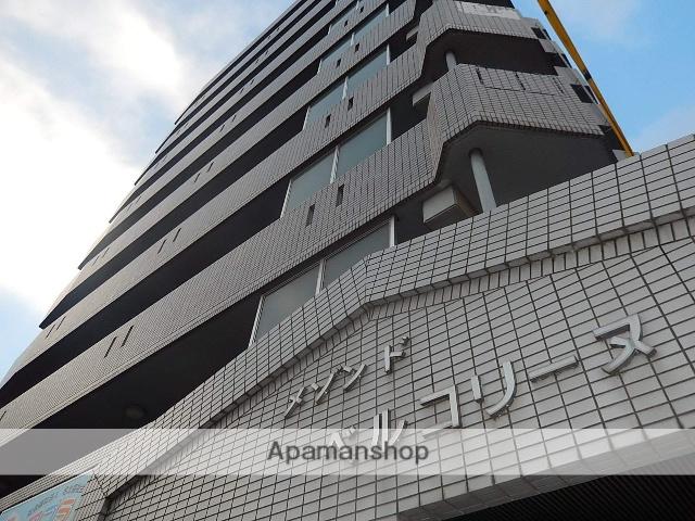 愛知県名古屋市守山区、矢田駅徒歩5分の築29年 9階建の賃貸マンション