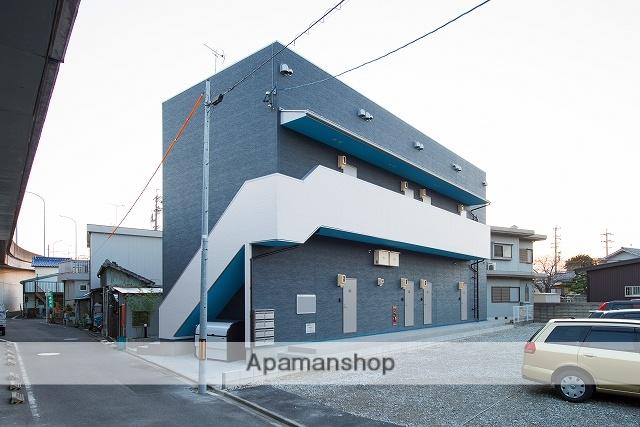 愛知県名古屋市守山区、新守山駅徒歩15分の築2年 2階建の賃貸アパート