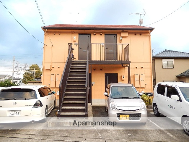 愛知県名古屋市守山区、大森・金城学院前駅徒歩4分の築22年 2階建の賃貸アパート