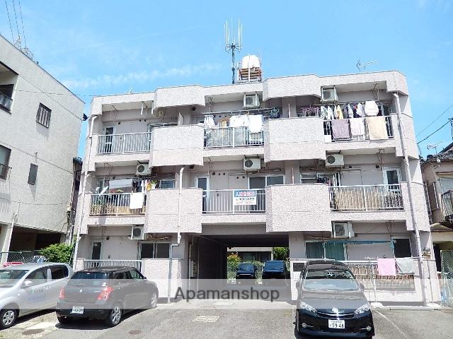 愛知県名古屋市守山区、新守山駅徒歩15分の築32年 3階建の賃貸マンション