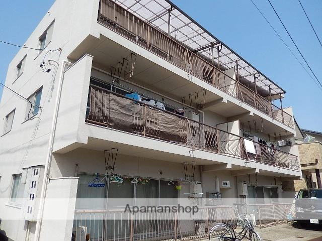 愛知県名古屋市守山区の築43年 3階建の賃貸マンション