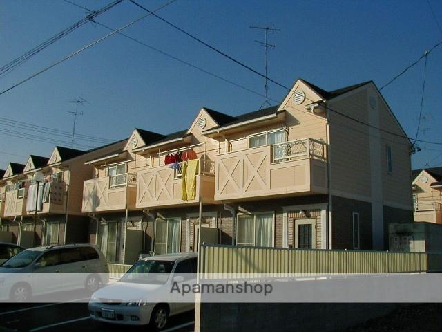 愛知県瀬戸市、水野駅徒歩5分の築18年 2階建の賃貸アパート