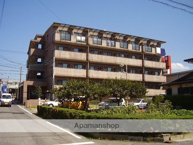 愛知県瀬戸市、瀬戸口駅徒歩3分の築17年 4階建の賃貸マンション