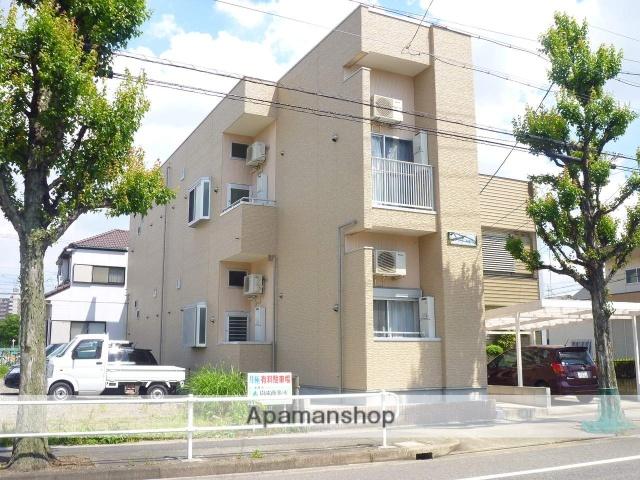 愛知県名古屋市守山区、新守山駅徒歩6分の築8年 2階建の賃貸アパート
