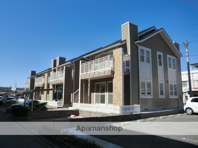 愛知県名古屋市守山区、新守山駅徒歩20分の築17年 2階建の賃貸アパート