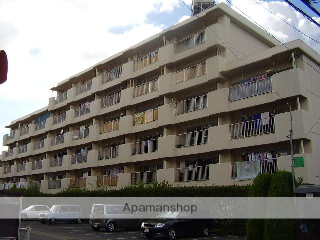 愛知県名古屋市守山区、小幡駅徒歩12分の築33年 6階建の賃貸マンション