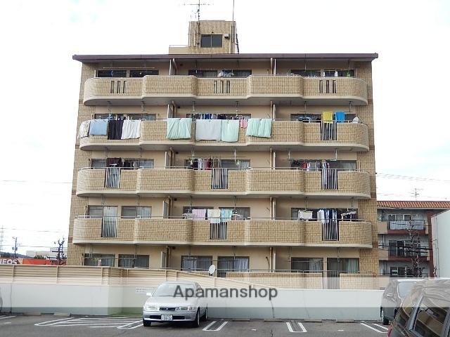 愛知県名古屋市守山区、喜多山駅徒歩29分の築30年 6階建の賃貸マンション