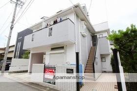 愛知県名古屋市守山区、藤が丘駅徒歩15分の築25年 2階建の賃貸アパート