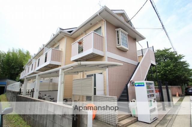 愛知県名古屋市守山区、大森・金城学院前駅徒歩22分の築26年 2階建の賃貸アパート