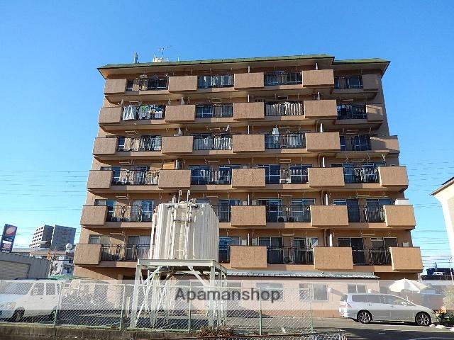 愛知県名古屋市守山区、瓢箪山駅徒歩20分の築37年 8階建の賃貸マンション