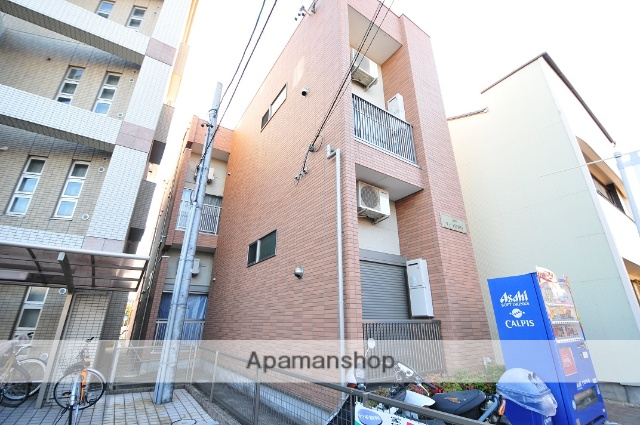 愛知県名古屋市守山区、新守山駅徒歩12分の築9年 2階建の賃貸アパート