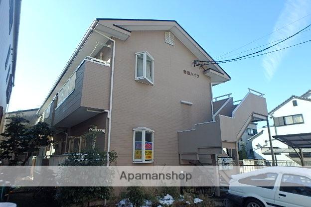 愛知県名古屋市守山区、新守山駅徒歩10分の築23年 2階建の賃貸アパート
