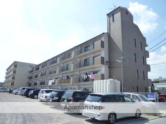 愛知県名古屋市守山区、新守山駅徒歩20分の築23年 4階建の賃貸マンション