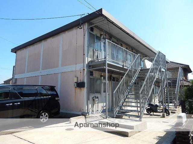 愛知県名古屋市守山区、印場駅徒歩29分の築42年 2階建の賃貸アパート