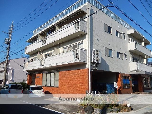 愛知県名古屋市守山区、小幡駅徒歩19分の築40年 3階建の賃貸マンション