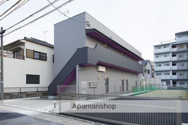 愛知県名古屋市守山区、新守山駅徒歩11分の築1年 2階建の賃貸アパート