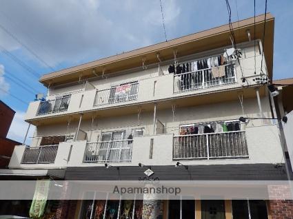 愛知県名古屋市守山区、喜多山駅徒歩20分の築38年 3階建の賃貸マンション