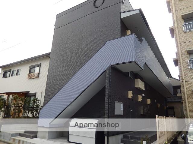 愛知県名古屋市守山区、新守山駅徒歩5分の築2年 2階建の賃貸アパート