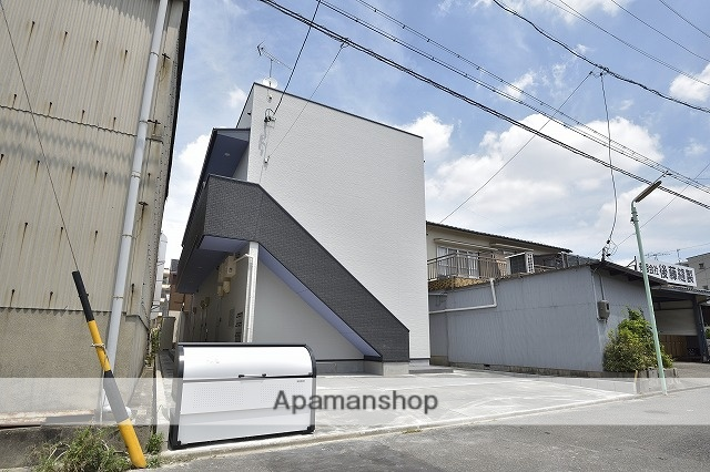 愛知県名古屋市守山区、新守山駅徒歩10分の築2年 2階建の賃貸アパート