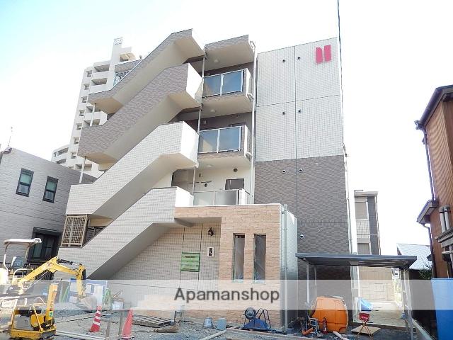 愛知県名古屋市守山区、矢田駅徒歩7分の新築 4階建の賃貸マンション