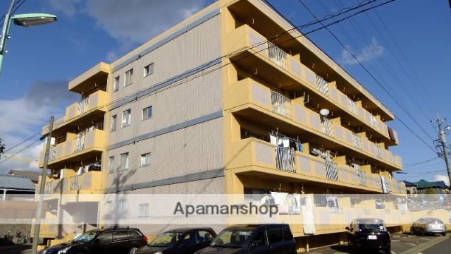 愛知県名古屋市守山区、守山自衛隊前駅徒歩15分の築27年 4階建の賃貸マンション