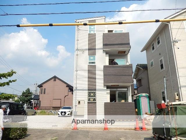 愛知県春日井市、春日井駅徒歩11分の新築 3階建の賃貸アパート