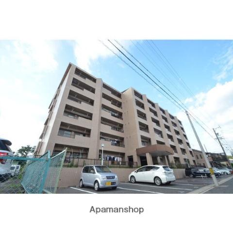 愛知県名古屋市守山区、喜多山駅徒歩11分の築27年 6階建の賃貸マンション