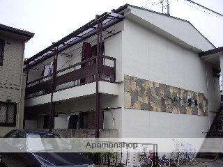 愛知県尾張旭市、印場駅徒歩8分の築49年 2階建の賃貸アパート