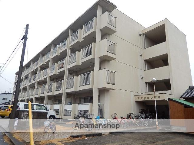 愛知県名古屋市守山区、矢田駅徒歩13分の築39年 4階建の賃貸マンション
