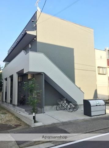 愛知県名古屋市守山区、喜多山駅徒歩19分の新築 2階建の賃貸アパート