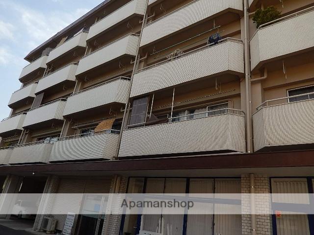 愛知県名古屋市守山区、瓢箪山駅徒歩18分の築45年 5階建の賃貸マンション