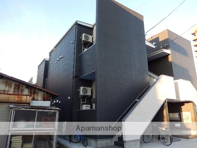 愛知県名古屋市守山区、瓢箪山駅徒歩11分の新築 2階建の賃貸アパート