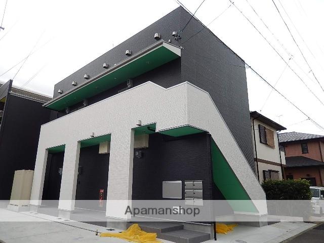 愛知県名古屋市守山区、新守山駅徒歩18分の新築 2階建の賃貸アパート
